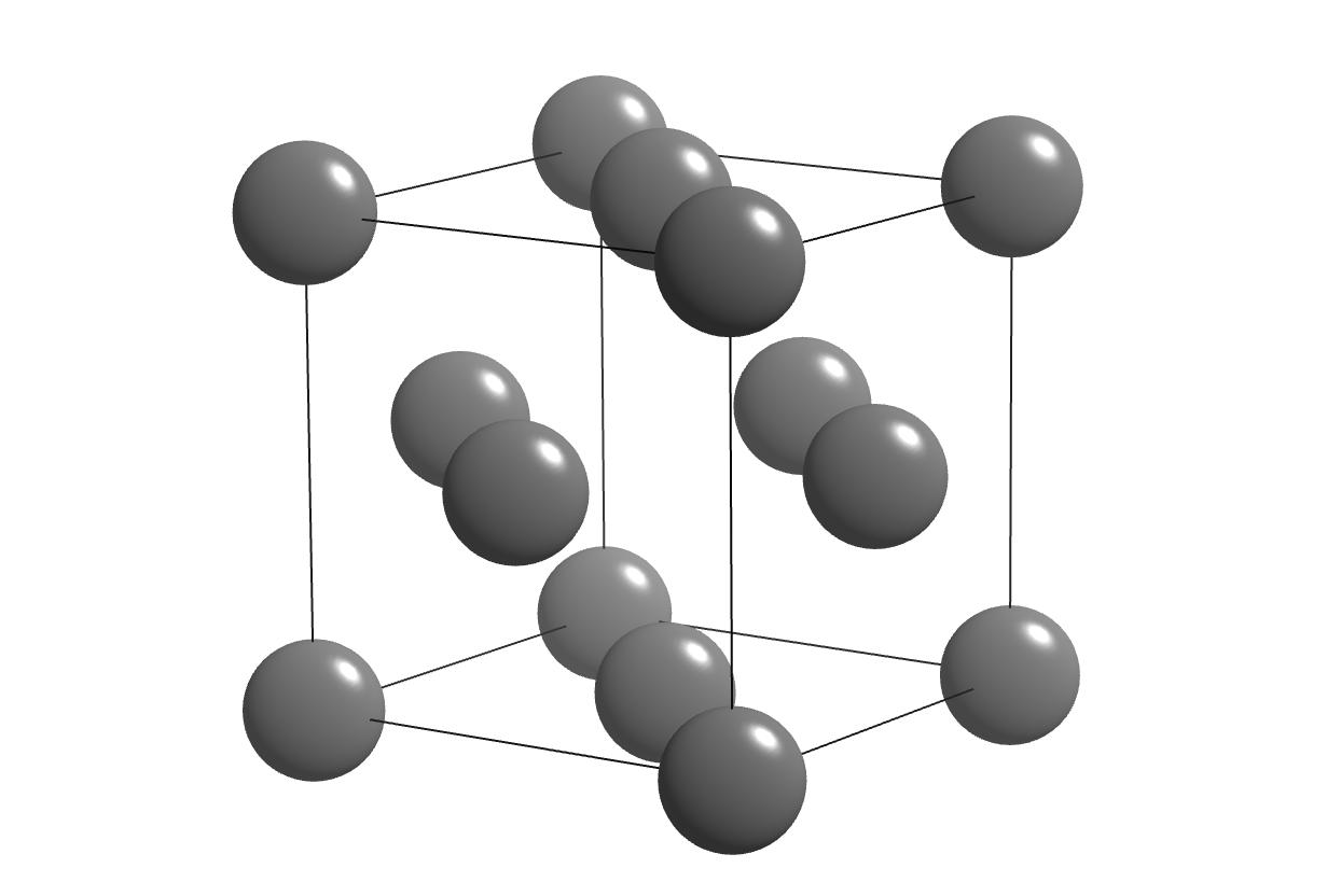 Magnesium And Aluminum Chemical Structure
